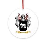 Binyaminov Ornament (Round)