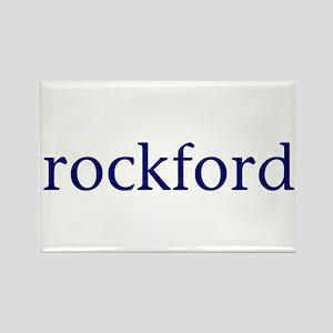 Rockford Rectangle Magnet