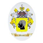 Binns Ornament (Oval)