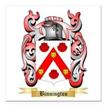 Binnington Square Car Magnet 3