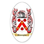 Binnington Sticker (Oval 50 pk)