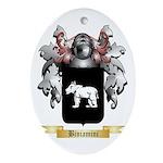 Biniamini Ornament (Oval)