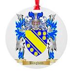 Bingham Round Ornament