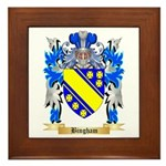 Bingham Framed Tile