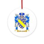 Bingham Ornament (Round)