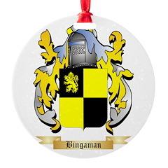 Bingaman Ornament