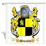 Bingaman Shower Curtain