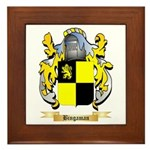 Bingaman Framed Tile