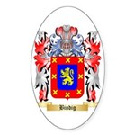 Bindig Sticker (Oval)