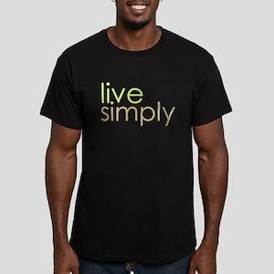livesimplyBLACK T-Shirt