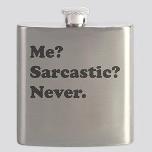 Sarcastic Flask