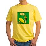 Kayak Rolling Yellow T-Shirt