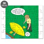 Kayak Rolling Puzzle