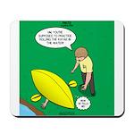 Kayak Rolling Mousepad