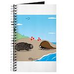 Porcupine Meets Horseshoe Crab Journal