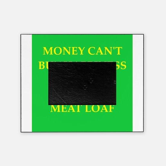 meat loaf Picture Frame