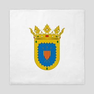 Escudo de Luesma Queen Duvet