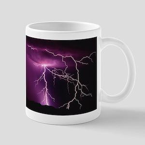 Purple Thunder Mug