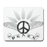 Peace Wing Classic Mousepad