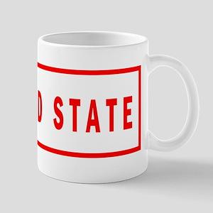 Red State - West Virginia Mug