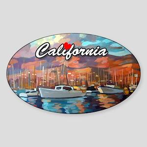 Santa Barbara Sticker
