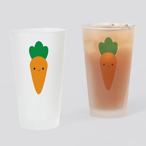 Carrot Drinking Glass