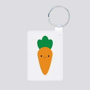 Carrot Keychains
