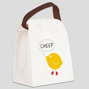 Cheep skate Canvas Lunch Bag