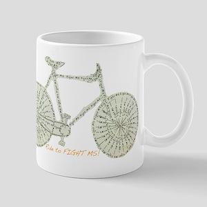 Ride to FIGHT MS! Mug
