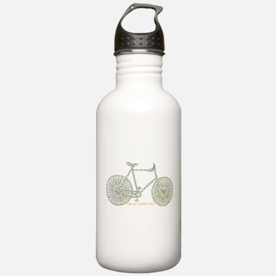 Ride to FIGHT MS! Water Bottle