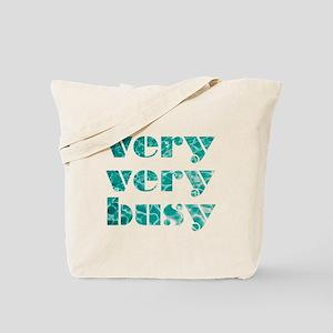 very very busy Tote Bag