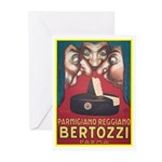 Bertozzi Greeting Cards (Pk of 10)