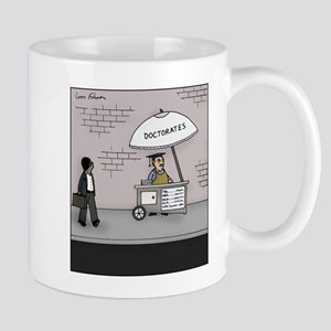 Doctorate Stand Mugs