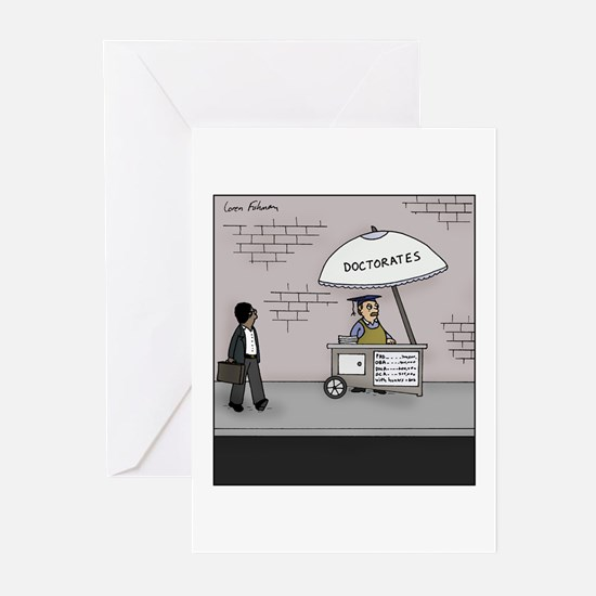 Cute Higher education Greeting Cards (Pk of 20)