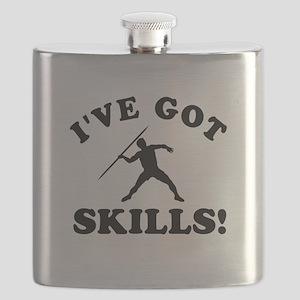 Javelin Designs Flask