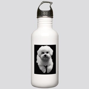 Beau in Black Stainless Water Bottle 1.0L