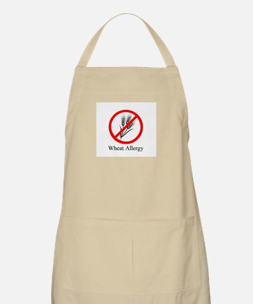 Wheat Allergy BBQ Apron