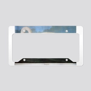 J J Audubon - Swan License Plate Holder