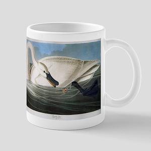 J J Audubon - Swan Mug