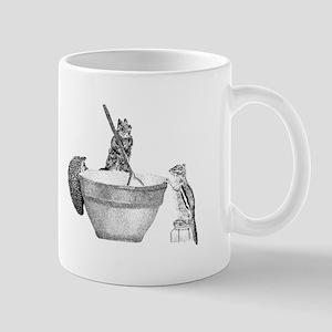 Mixing bowl Mug