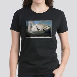 J J Audubon - Swan T-Shirt