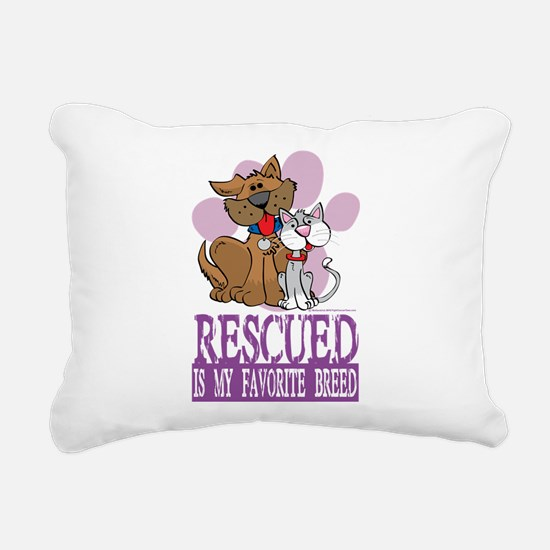 Rescued-Is-My-Favorite-Breed.png Rectangular Canva