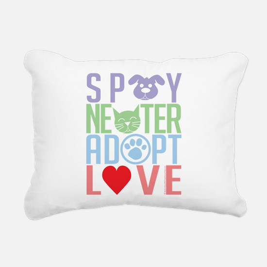 Spay-Neuter-Adopt-Love-2010.png Rectangular Canvas