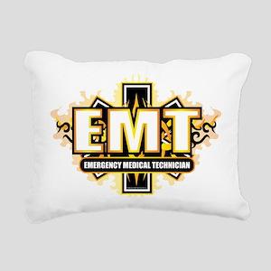EMT-Tribal-2010 Rectangular Canvas Pillow