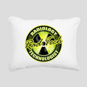 Rad Tech2A Rectangular Canvas Pillow
