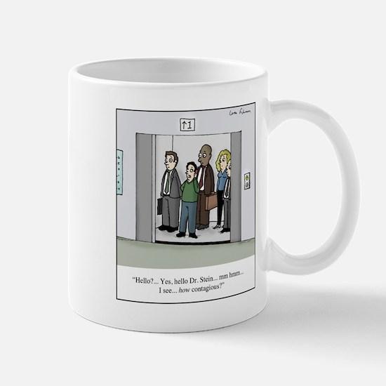 How Contagious? Mugs