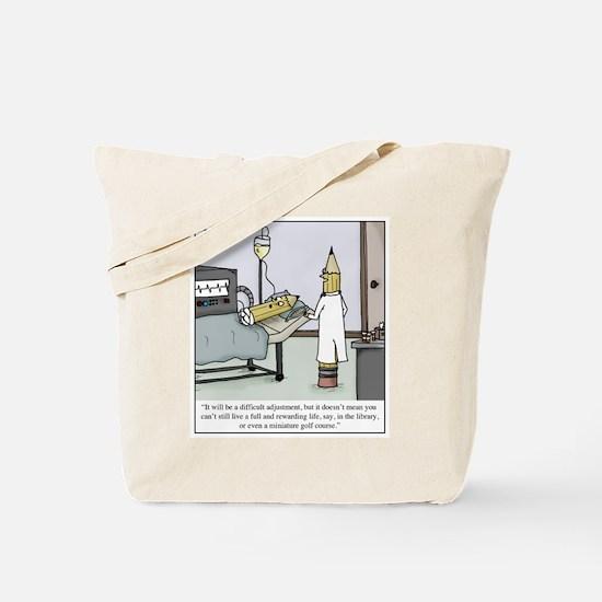 Unique Catalog Tote Bag