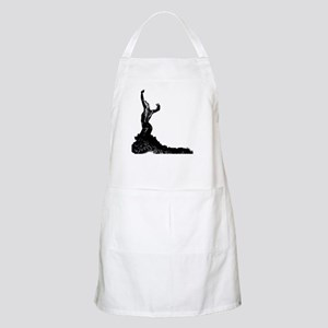 Flamenco dancer bata Apron