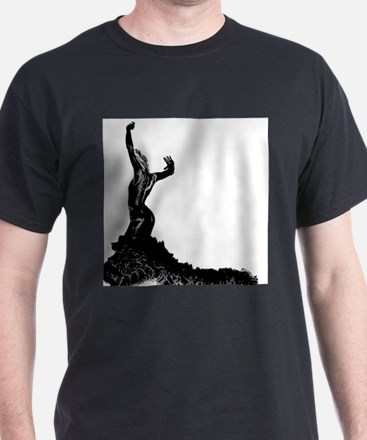 Flamenco dancer bata T-Shirt
