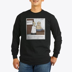 Dermastrologist Long Sleeve T-Shirt